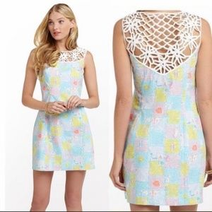 Lilly Pulitzer Lucina Written In The Stars Dress